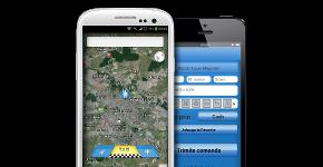 Descarca gratuit aplicatiile de taxi Meridian Taxi